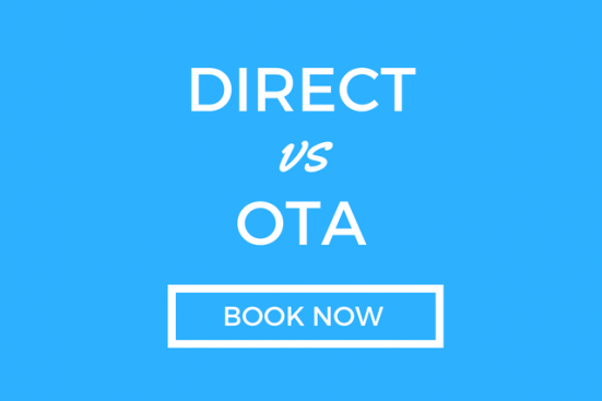 Hotel direct bookings marketing strategy